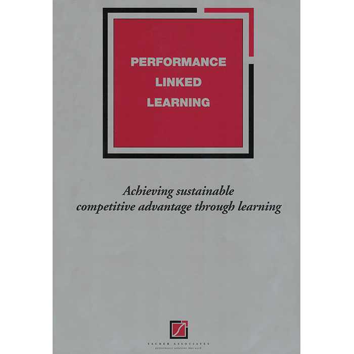 Performance-linked learning