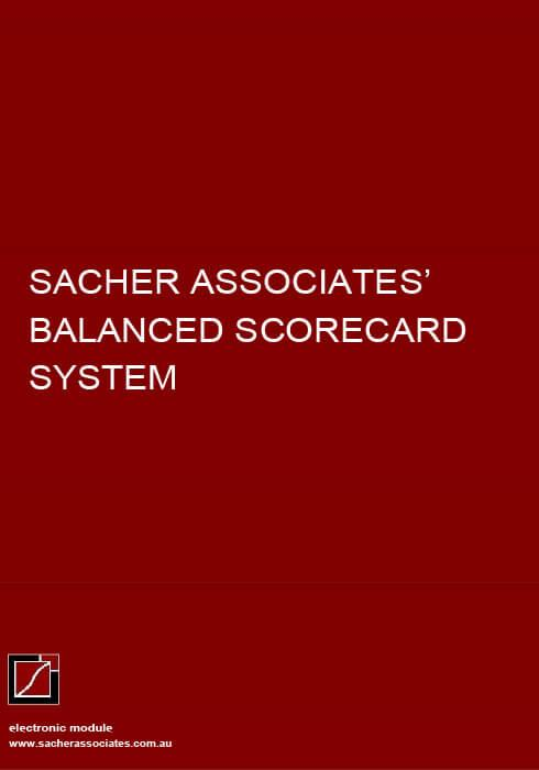 Balanced scorecard EBook