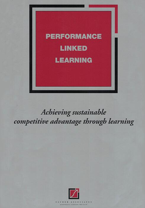Performance-linked learning EBook