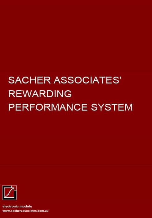 Rewarding performance system EBook