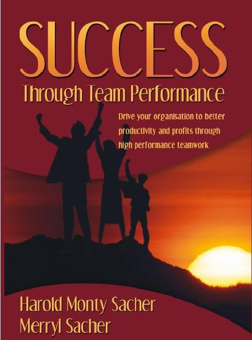 Success through team performance Hardback