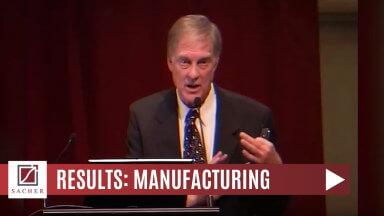 Results: Manufacturing & Processing Industry