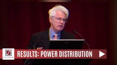 Results: Electricity Distribution Industry
